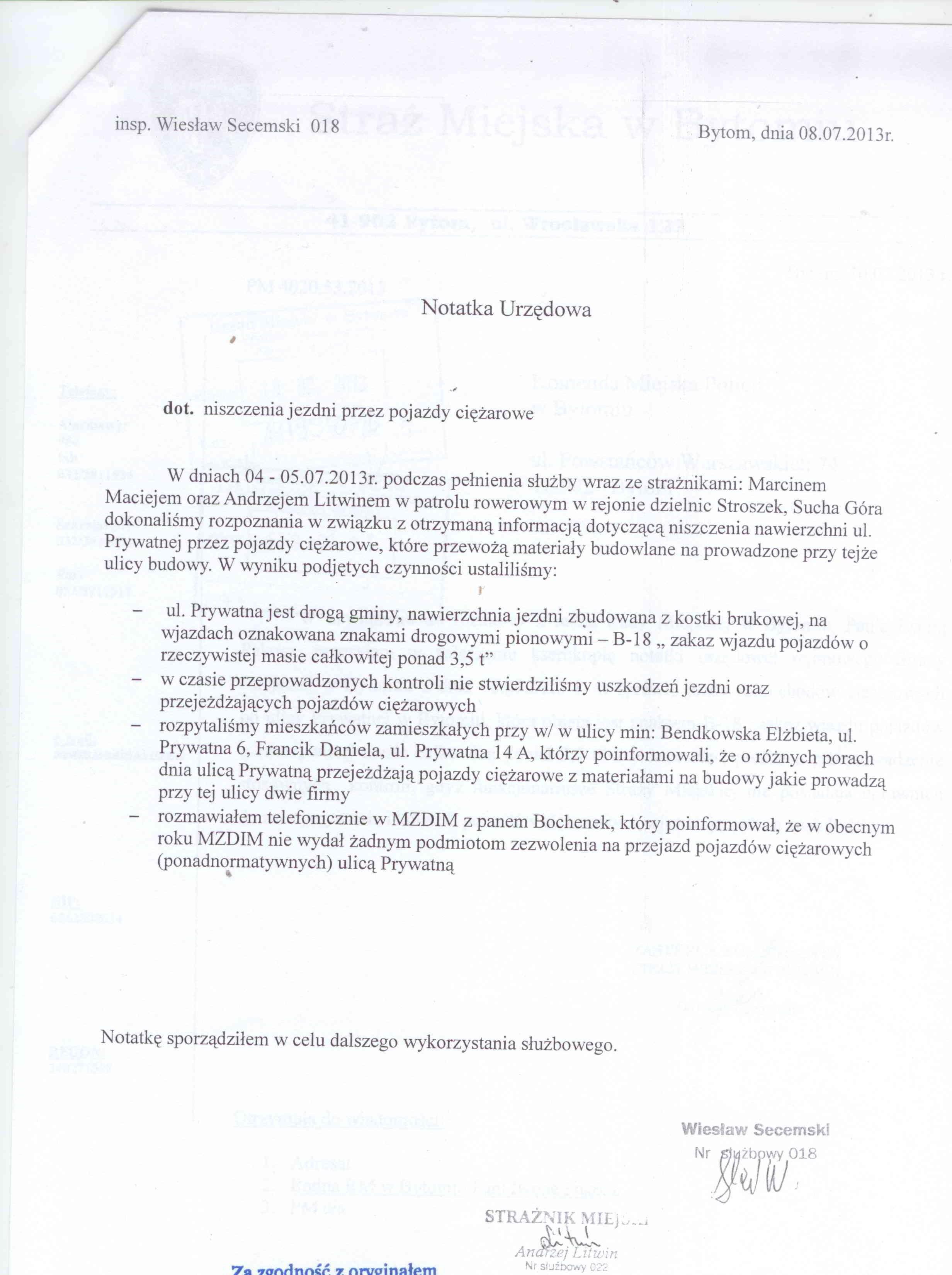 PRYWATNA 5